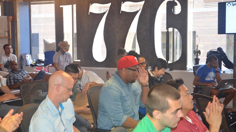 1776, Pearson, DC, DC startups, EdTech