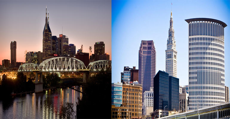 Cleveland Startup, Nashville Startup, startup, startups, Ohio, Tennessee