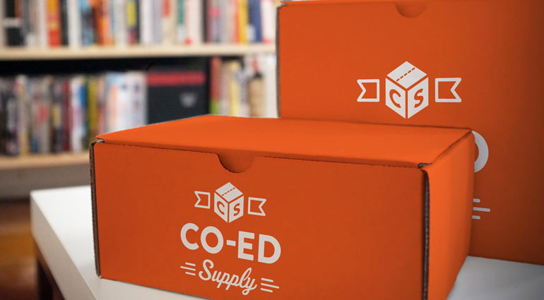 Co-Ed Supply, Cincinnati startup,startups, Brandery