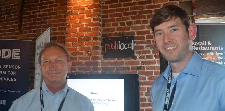 PushLocal, Mississippi startup,startup,startup interview, southland