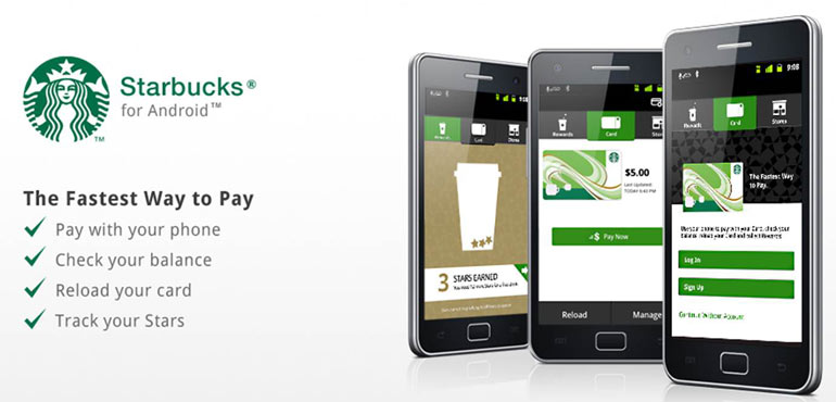 Starbucks, Mobile Wallet, Mobile Payments, Startups, Boosterville