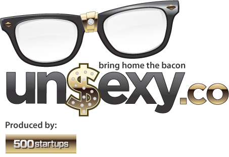 500 Startups, Unsexy conferense, startups, startup events