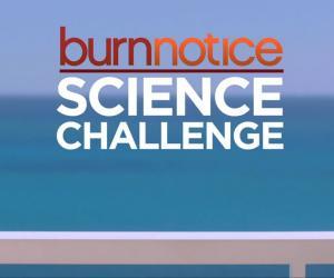Burn Notice, Craig Ownesby, Burn Notice Science Challenge, STEM, Georgia