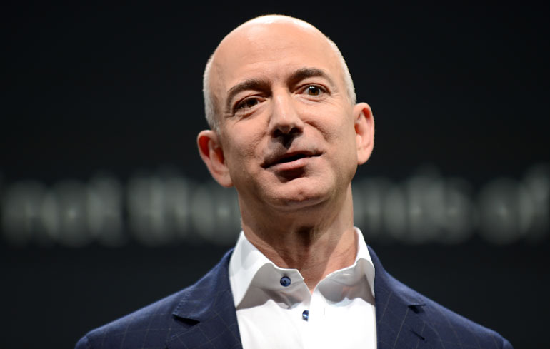 Jeff Bezos, Washington Post, Amazon, Graham