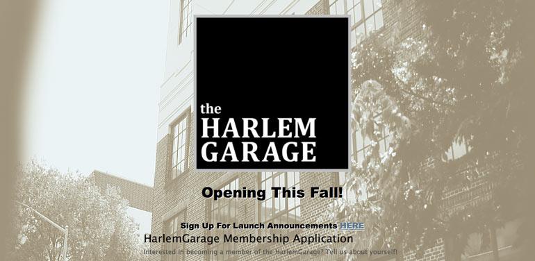 Harlem Garage, Coworking, Harlem startups New York startups