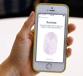 TouchID, Apple, iPhone, iOS