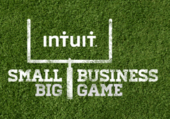 Intuit, Small Business Big Game, Startup Challenge, Super Bowl