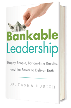 Bankable Leadership, Startup Tips, Startup Books