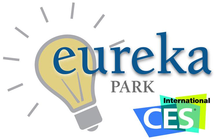 CEA, UpGlobal, Eureka Park, Startups, CES 2014