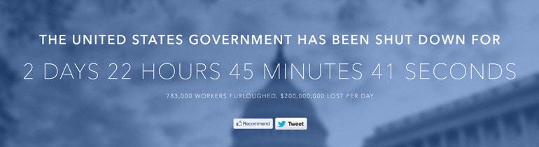 1776, Government shutdown, startups, 1776