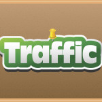 traffic on pin board vector