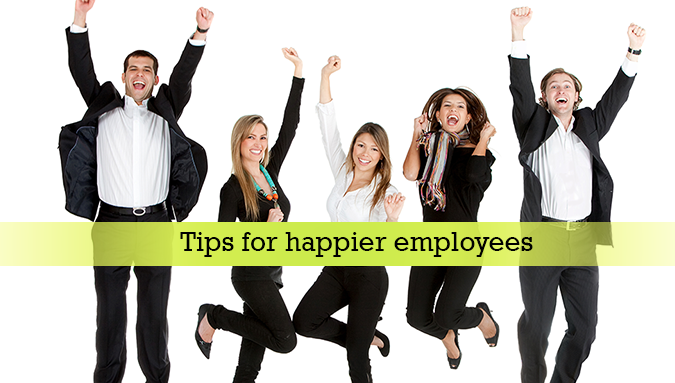 employee happyness
