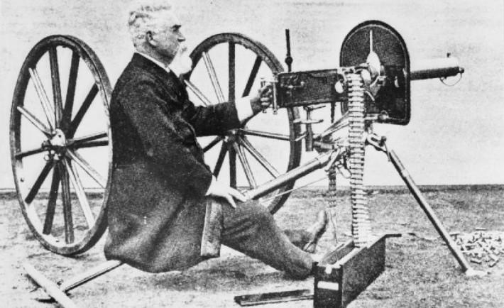 The_Invention_of_the_Machine_Gun;_Hiram_Maxim_Q81725
