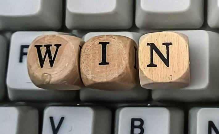 startup win