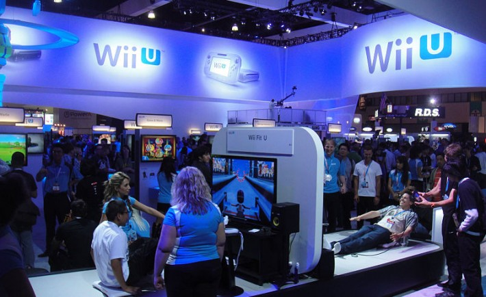 E3_Expo_2012_-_Nintendo_booth_Wii_Fit_U_(7640964342)