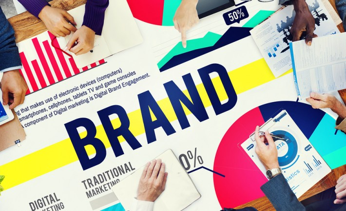 Brand Branding Marketing Strategy Identity Concept