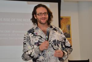 Brad Feld, Startup Communities, Everywhere Else, Madison event