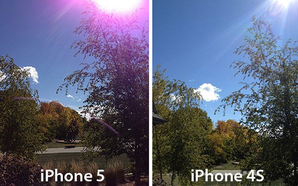 Apple,iPhone 5, iOS, Camera, Holding it wrong