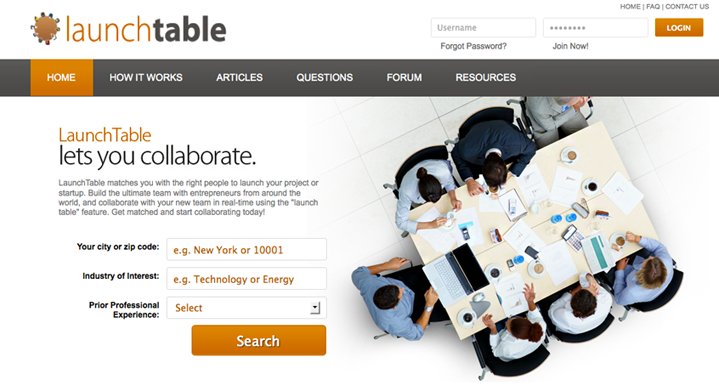 launchtable,Atlanta startup,Ian Jones,startup,startups,startup news